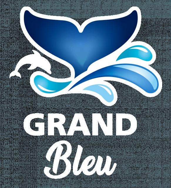 Grand Bleu logo