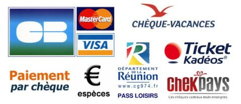 modes de paiement